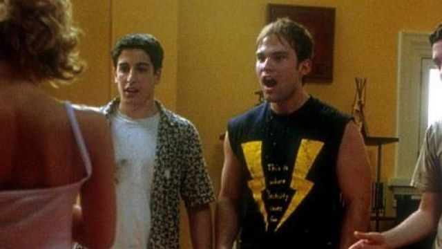 In 'American Pie' what was Stifler's real name?